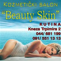 BEAUTY SKIN kozmetički salon - Logo