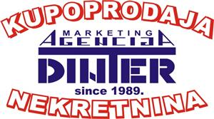 "AGENCIJA ZA MARKETING ""DINTER"" - Logo"